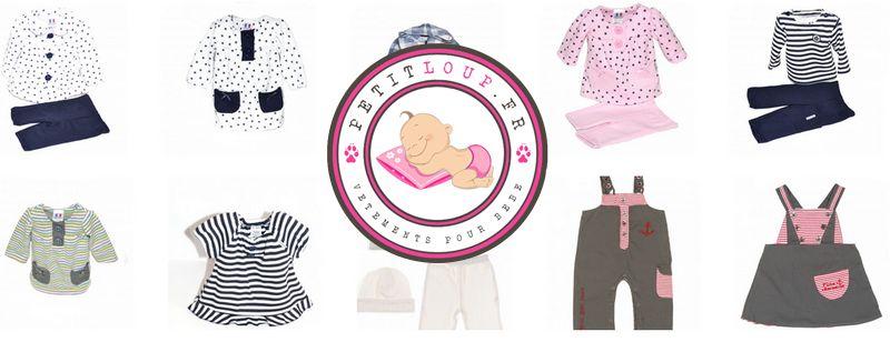 boutique de prêt à porter pour la naissance
